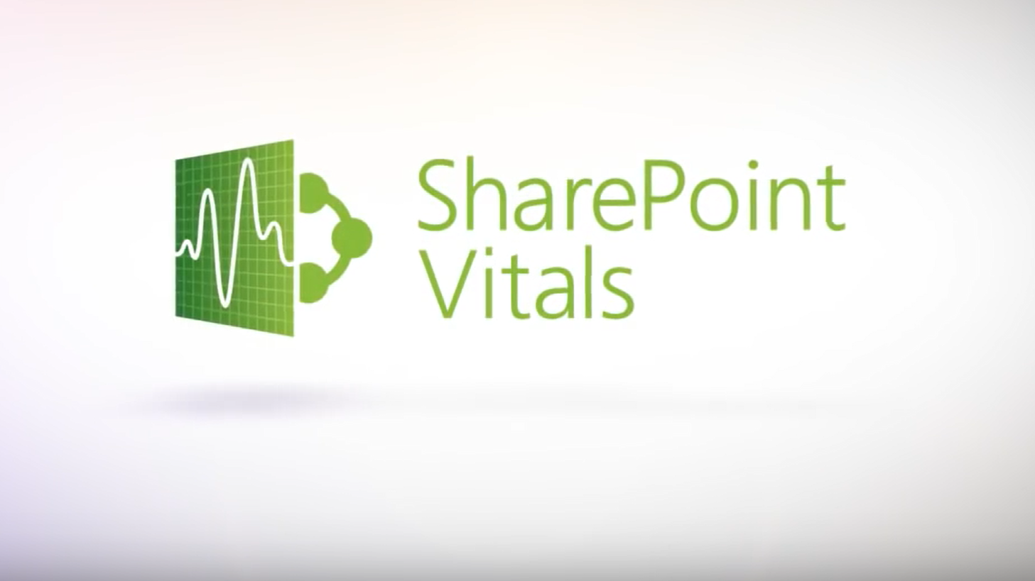 Video for SharePoint Vitals