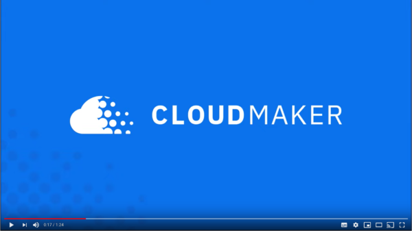 Video for Cloud Maker