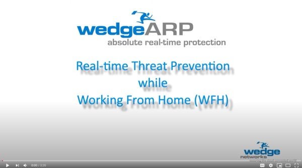 Video for WedgeARP Secure Home Office