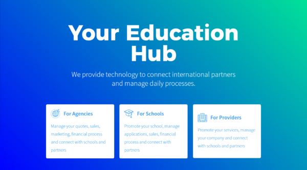 AllyHub – CRM for the International Education Industry