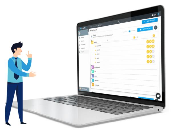 Smartfy MicroServices Platform