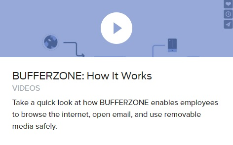 Video for Bufferzone Standalone