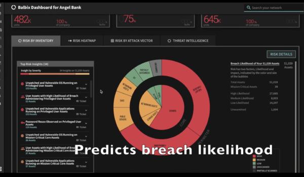 Video for Balbix BreachControl
