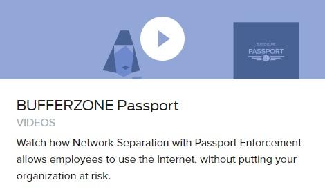 Video for Bufferzone Enterprise