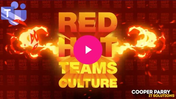 Video for Red Hot Teams Culture