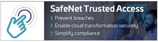 Video for SafeNet Trusted Access