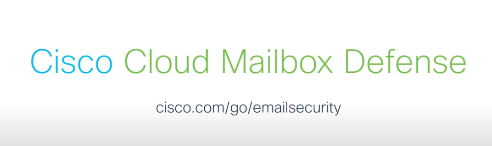 Video for Cisco Secure Email Cloud Mailbox