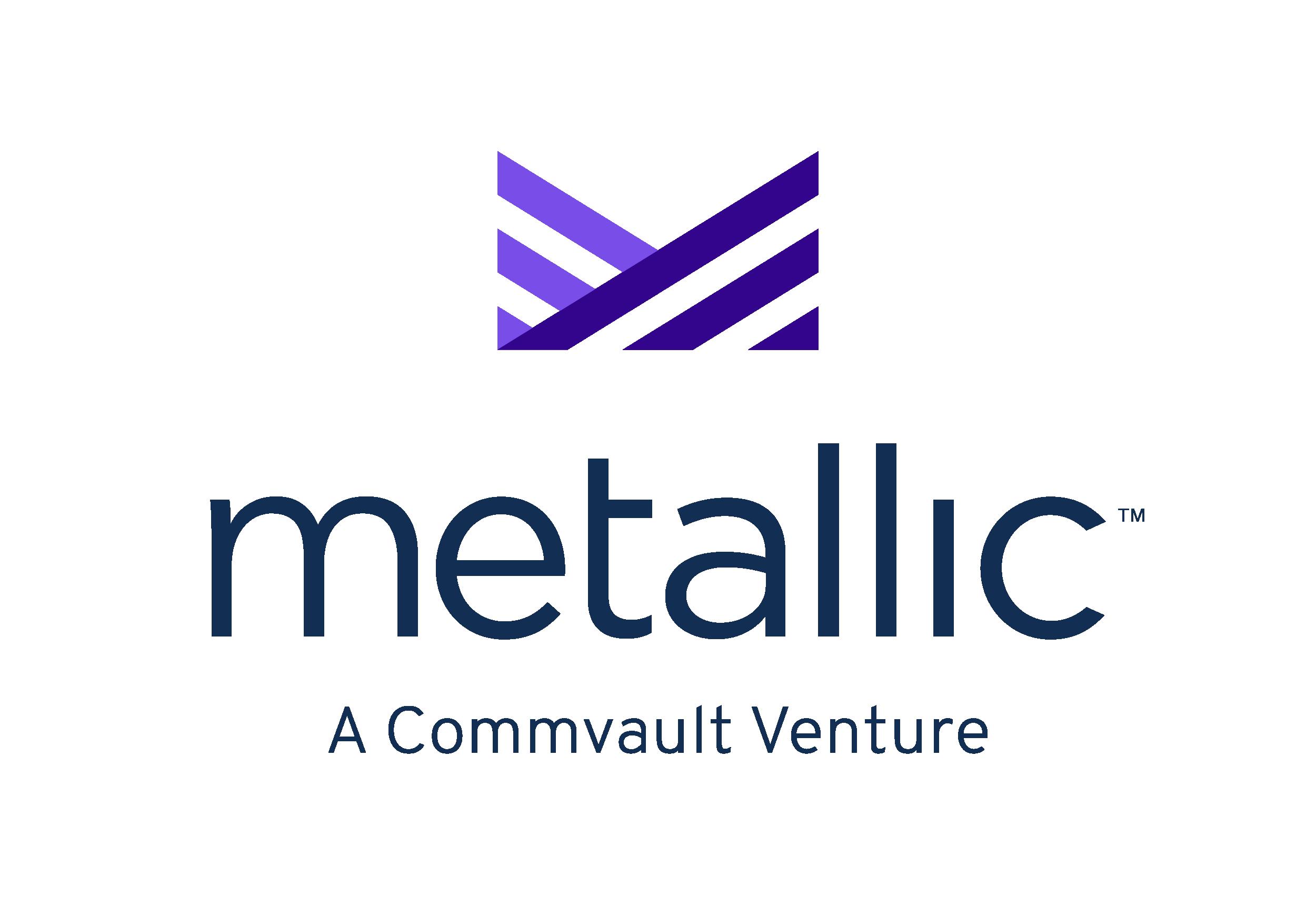 Metallic Backup & Recovery