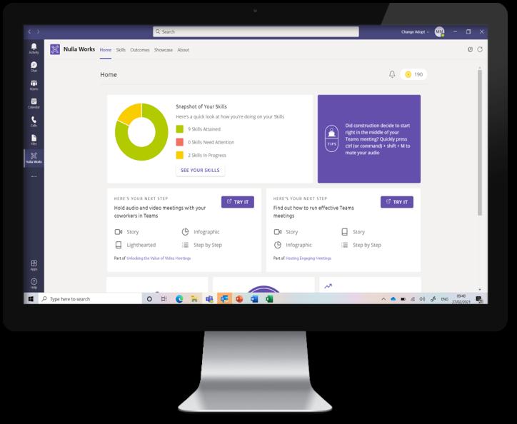 Microsoft 365 – Adoption