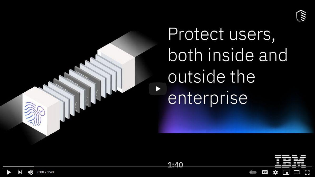 Video for IBM Security Verify for Consumer IAM